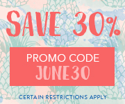 Save with promo code JUNE30